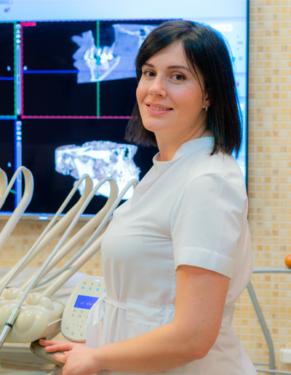 Данилова Олеся Геннадьевна